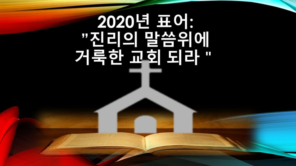 2020년 표어